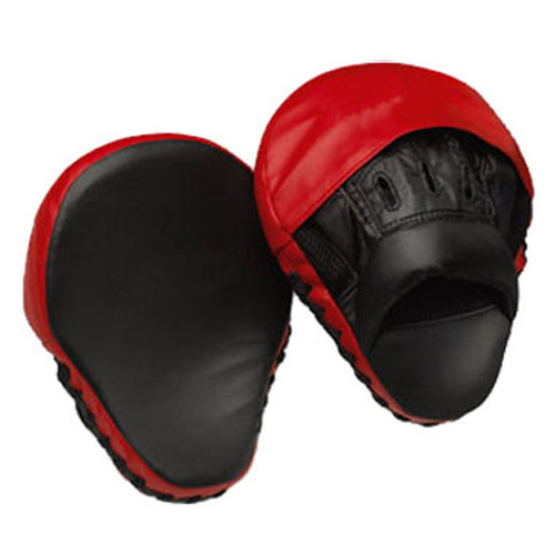 Curved Boxing Pads