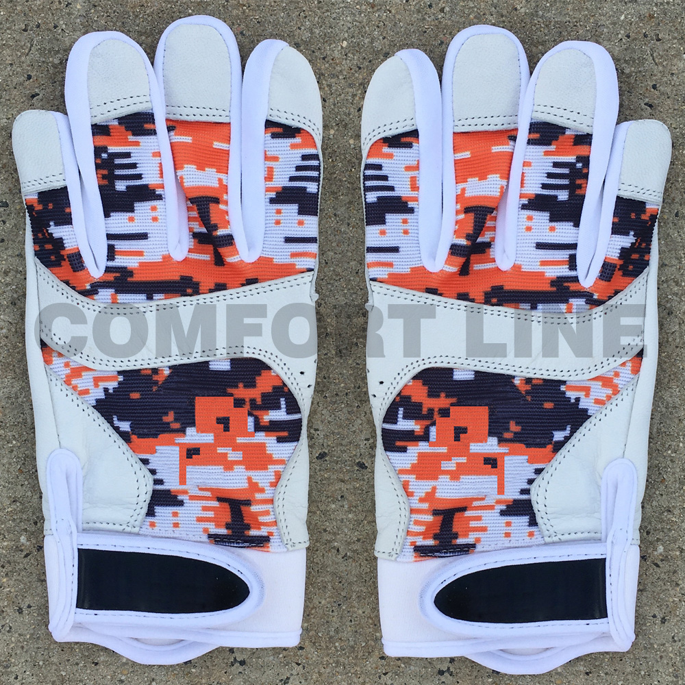 Digital Cameo BaseBall Batting Gloves